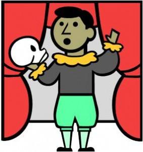 Hamlet recitation