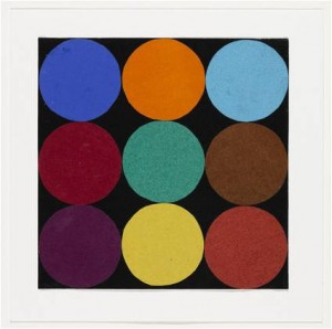 Nine Colors Ellsworth Kelly