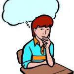 Thinking - Clip Art
