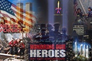 9-11 Honoring Our Heroes