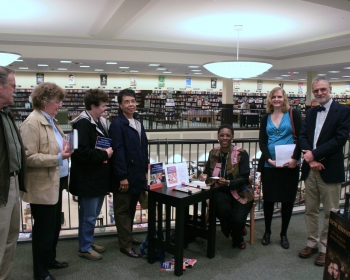 Book Signing with Early Arrivals.jpg