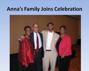 Anna and Family at DSA Award.JPG